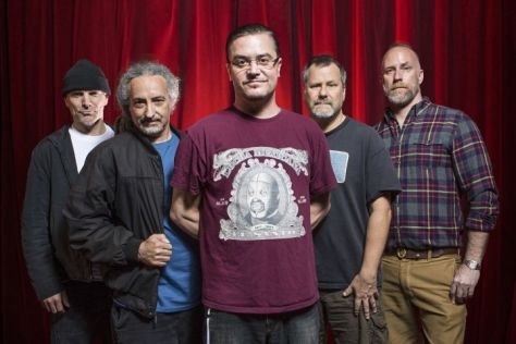 faith no more group, photo by jimmy hubbard