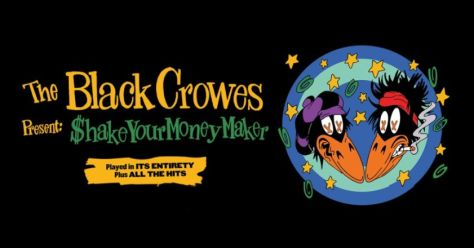 tour posters, promotional posters, black crowes, black crowes tour posters