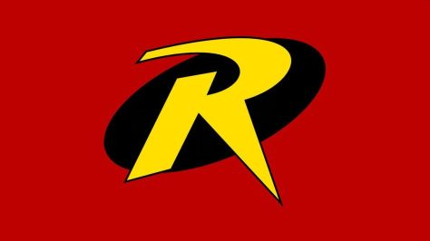robin logo comics, dc comics, dc entertainment