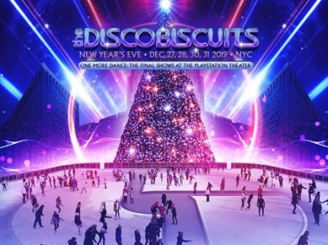 disco biscuits, disco biscuits posters, playstation theater