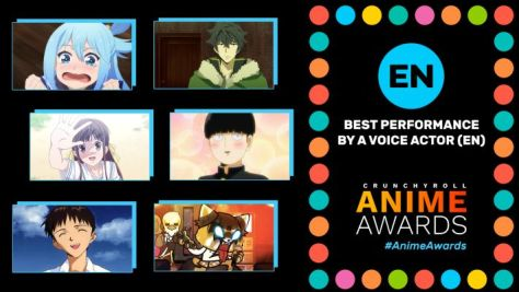 crunchyroll anime awards, crunchyroll anime awards 2020