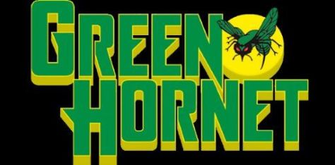 green hornet comics logo