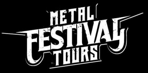 metal festival tours logo