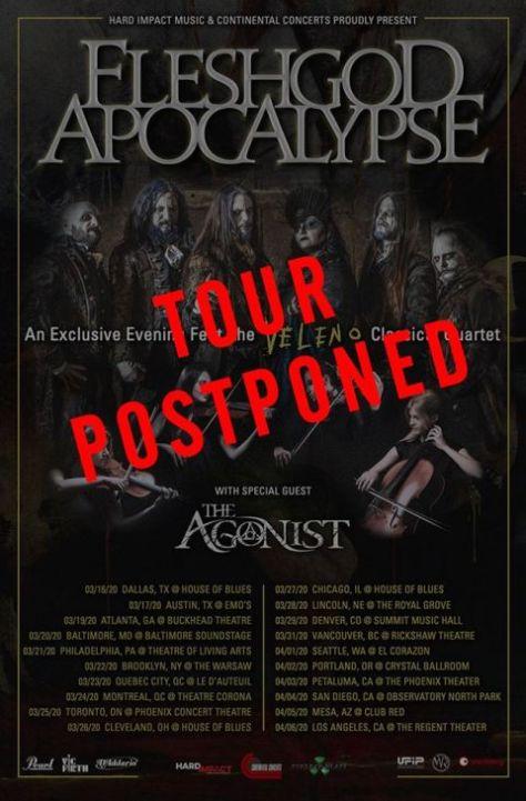 tour posters, fleshgod apocalypse, fleshgod apocalypse tour posters, nuclear blast records artists