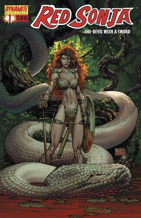 comic book covers, dynamite entertainment