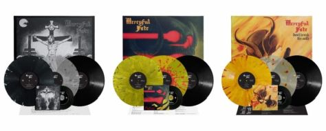 album covers, mercyful fate, mercyful fate album covers, metal blade records