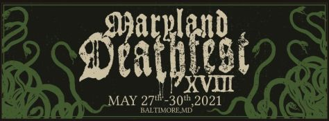 maryland deathfest, maryland deathfest 2021
