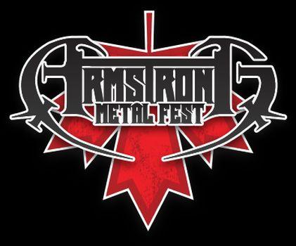 armstrong metalfest logo