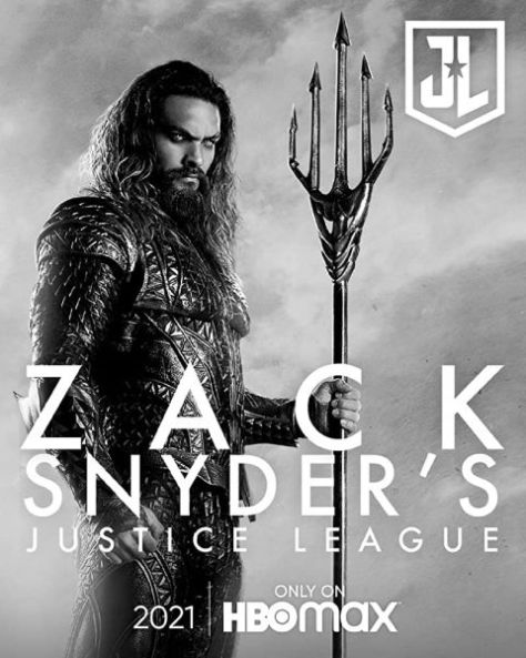 television posters, promotional posters, warner brothers television, zack snyder's justice league, dc entertainment