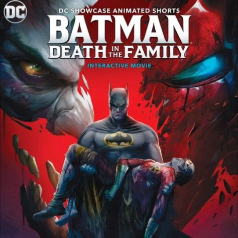 batman death in the family, dc entertainment, dc comics, warner brothers animation, video covers