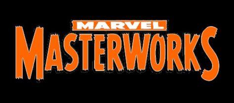 marvel masterworks logo