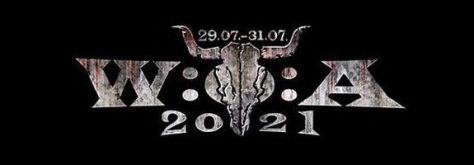 wacken open air festival 2021