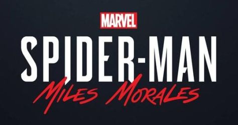 marvel's spider-man: miles morales logo, marvel comics, marvel entertainment