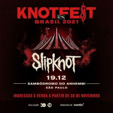 slipknot, knotfest, knotfest brasil