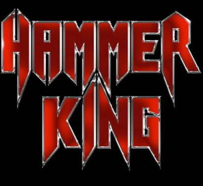 hammer king logo, napalm records artists