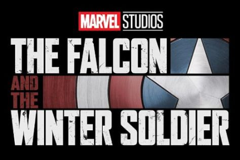 the falcon and the winter soldier tv logo, marvel studios