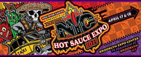 nyc hot sauce expo, nyc hot sauce expo 2021