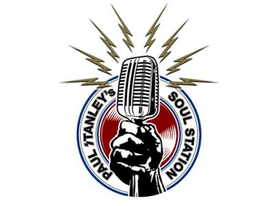 paul stanley's soul station logo, paul stanley