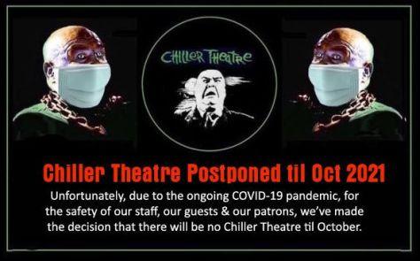 chiller theatre expo 2021