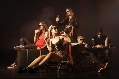 delain, delain band photo, napalm records artists, tim tronckoe photography