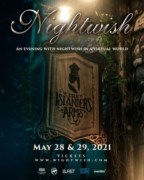concert posters, promotional posters, nightwish nightwish posters, nuclear blast records artists
