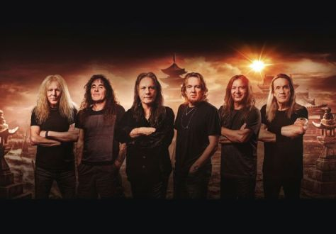 band photos, iron maiden, iron maiden band photos, john mcmurtrie photography