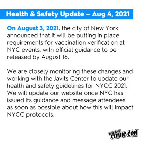new york comic con, new york comic con 2021, nycc, nycc 2021, reedpop