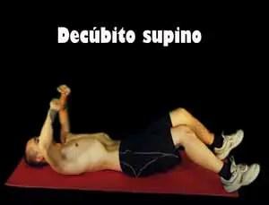 decubito-supino
