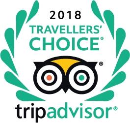Pier Hotel Rhyl - Trip Advisor 2018 Travellers' Choice Award