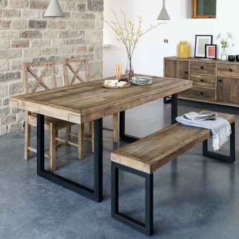 tables a manger industrielles rondes