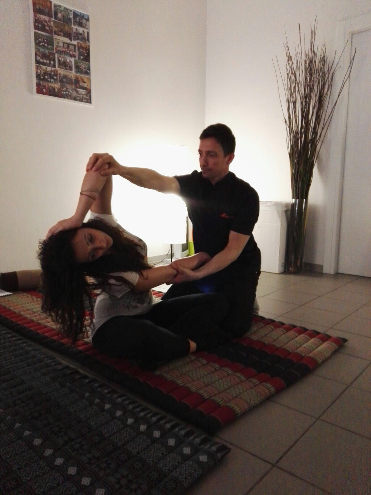 The Charm And Wisdom Of Thai Massage