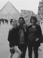 The Louvre pyramids