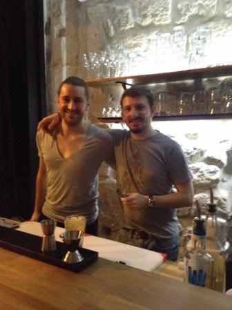 Le P'tit Bar on Rue Saint Saveur