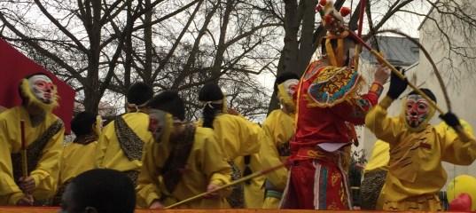 Chinese New Year Parade, Paris 13th