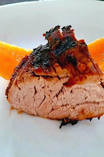 marinade barbecue, filet mignon, porc mariné,