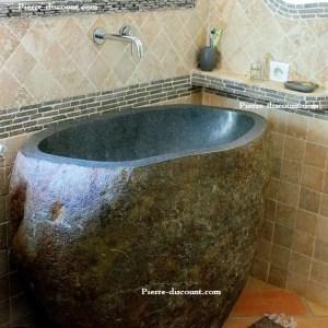 vasque Galet piedestal