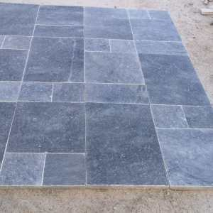 opus pierre bleue naturelle Turquie en 1.2cm