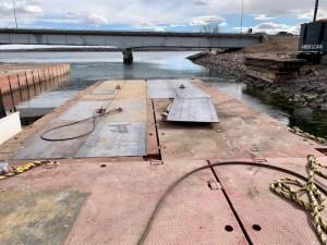 Barge fabrication 2.26.21