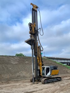 Pile driver and Rig_5.28.21
