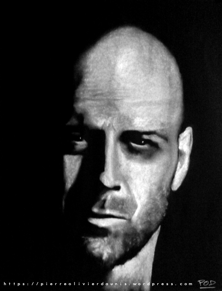 portrait de Bruce Willis