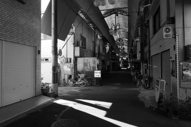 大阪 大正区 ドラマ悪夢ロケ地(商店街)