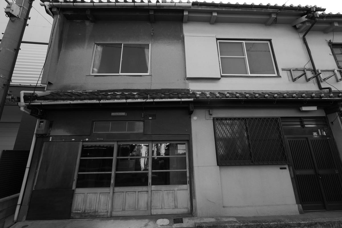 大阪 大正区 ドラマ悪夢ロケ地(主人公 真の家)