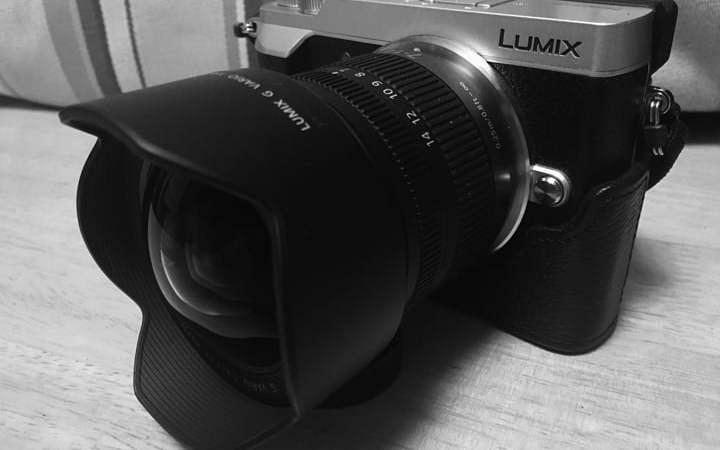 LUMIX G VARIO 7-14mm を使ってみて