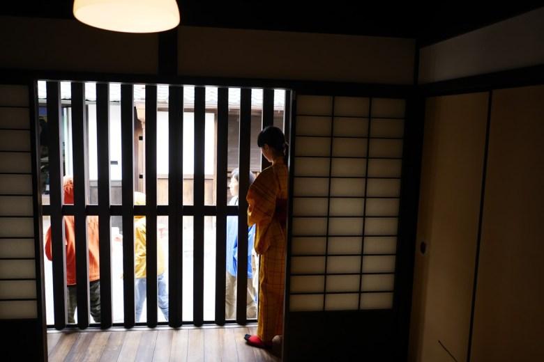 奈良 ならまち