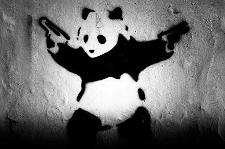 CRAZY PANDA - Ref.F06