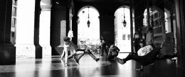 Urban Dancers - Ref. C04