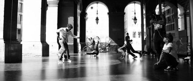 Urban Dancers - Ref. C03