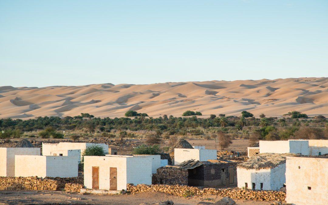 Mauritanie, premières actions