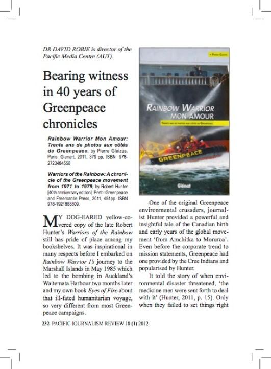 PJR18_1 reviews 5 greenpeace pp232-237 - copie