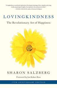 Book cover of Loving Kindness by Sharon Salzberg